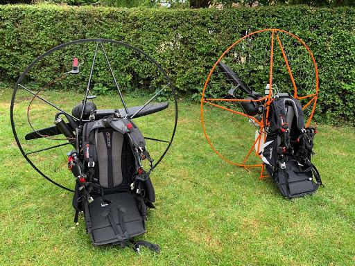Miniplane moster & miniplane Aero rigid