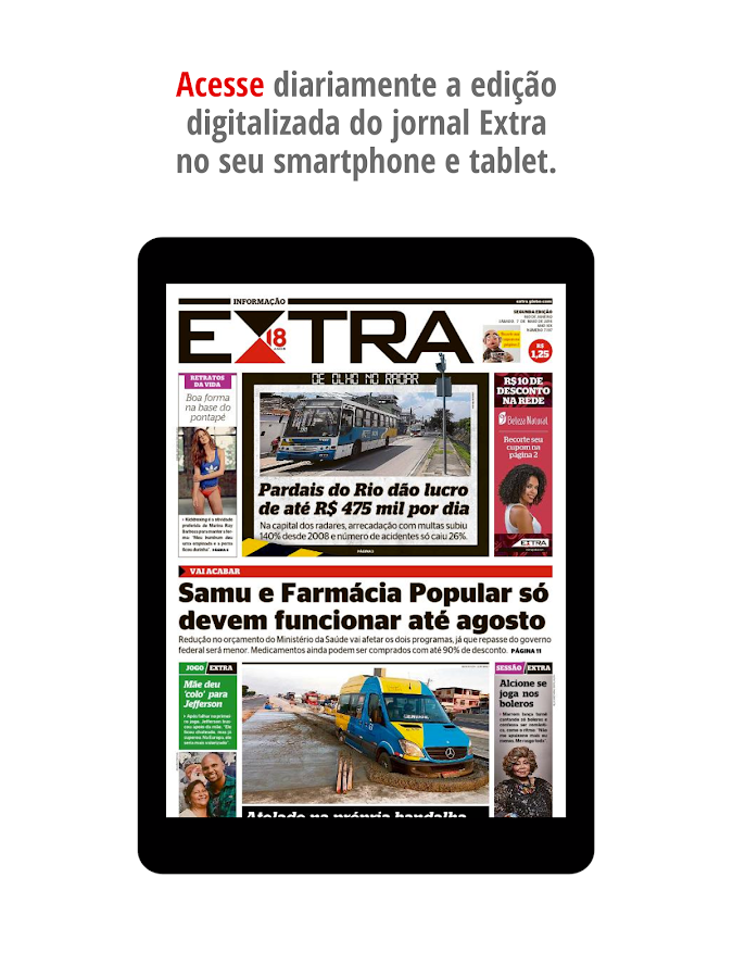 Extra Digital- screenshot