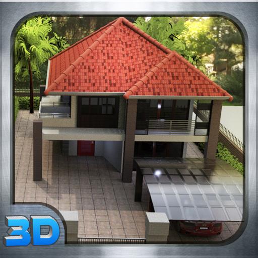 Escape Puzzle: Modern House (game)