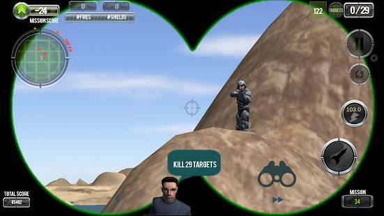 Download Sniper Robot For PC Windows and Mac apk screenshot 1