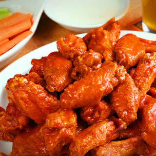 Sweet Chicken Wings.