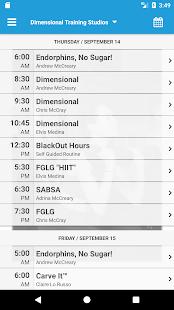 kqool Dimensional Training App - náhled