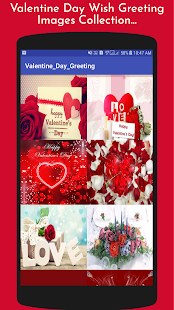 Download Valentine Day Wish Greetings  apk screenshot 2