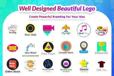 Logo Maker & Logo Design Generator APK screenshot thumbnail 23