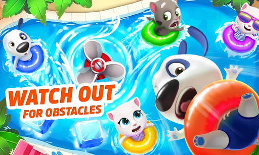 Talking Tom Pool - Puzzle Game for Android apk 3