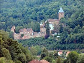 Photo: Burg Zwingenberg