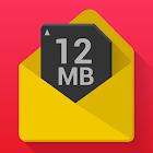 Lite Mail: Schnelle Email App für Gmail und Web.de icon
