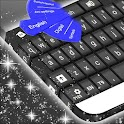 Keyboard PC Preto icon