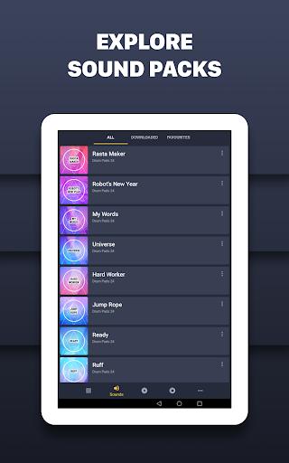 Dubstep Drum Pads 24 - Soundboard Music Maker screenshot 10