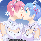 Anime Avatar Maker: Kissing Couple icon