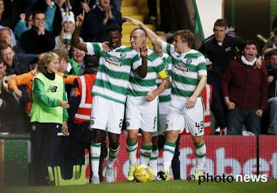 Premier accroc pour le Celtic