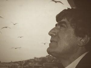 Porträt Hrant Dink.