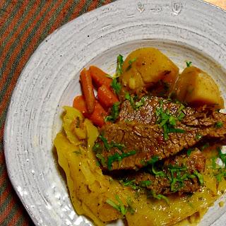 Instant Pot Irish Dinner Recipe