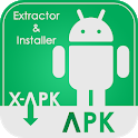 APK Download / XAPK Installer and  extractor icon