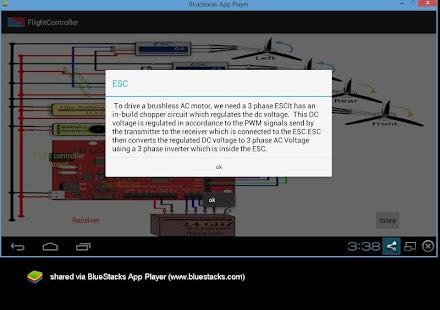 Avionics hub screenshot