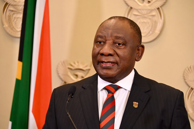 President Cyril Ramaphosa announced that SA will move to adjusted level 2 during his address on May 30 2021.