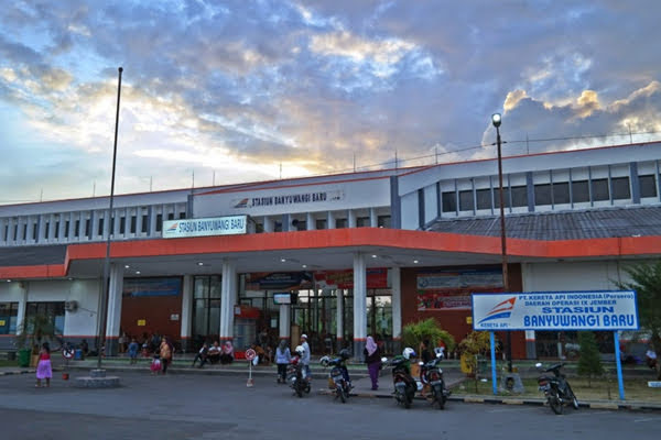 Stasiun Banyuwangi Baru