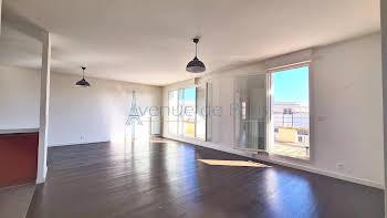 Appartement 4 pièces 102,56 m2