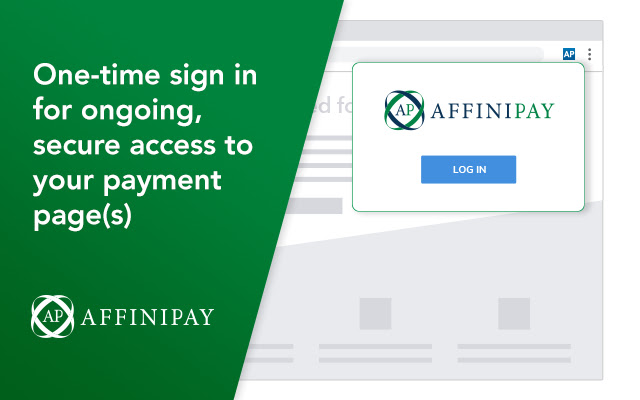 AffiniPay Browser Extension