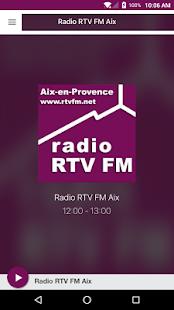 Radio RTV FM Aix - náhled