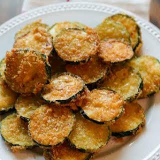 Fried Zucchini Chips.