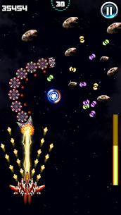 Galaxy Shooter – rad space shooter 3.0 Mod APK Updated Android 1