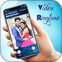 Video Ringtone on Incoming Call icon