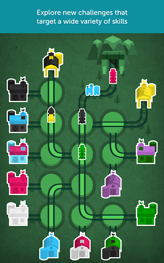 Screenshot 10 for Lumosity's Android app'