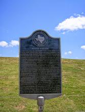 Photo: Mound Prairie marker, Caddo Mounds