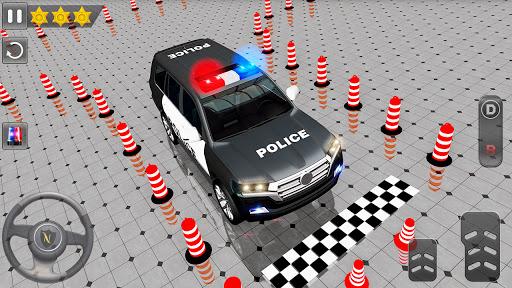 Advance Police Parking - Smart Prado Games 1.2.1 screenshots 1