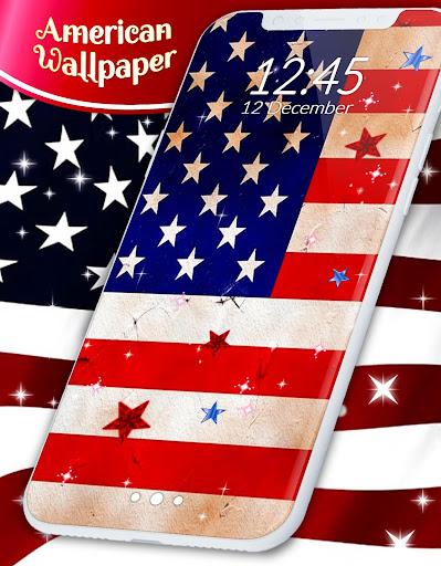 American Live Wallpaper 3.8.0 screenshots 1