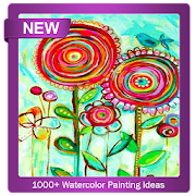 1000+ Watercolor Painting Ideas icon