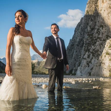 Fotógrafo de bodas Cris Villarreal (crisvillarreal). Foto del 06.01.2016
