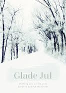 Glade Jul Yule - Christmas Card item