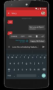 Textra SMS Screenshot 8
