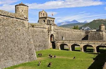 Photo: Citadelle de Jaca