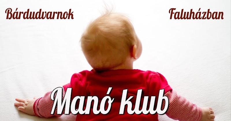 Februári Manó klub 2018. február 23