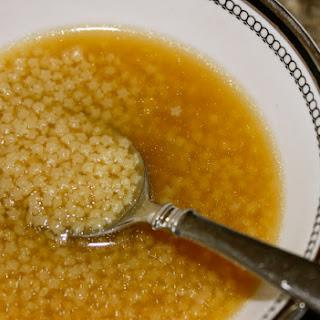 Pastina Chicken Broth Soup (Pastina en Brodo di Pollo).