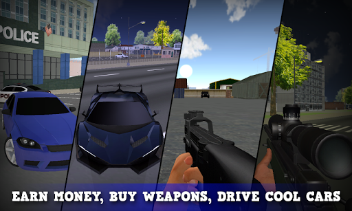 Justice Rivals 3 - Cops and Robbers 1.061 screenshots 3