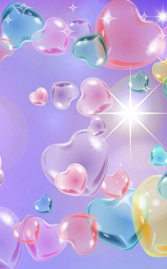 Bubble Wallpaper Hd Pink 3d Burbuja Fondo De Pantalla Aplicaciones De Android En
