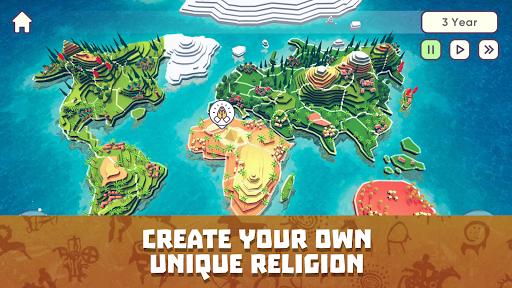 Religion inc. God Simulator & Sandbox World Create apklade screenshots 2