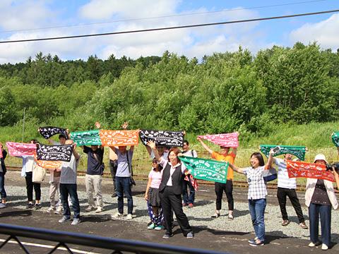 JR北海道 観光列車「風っこそうや」 音威子府にて_27