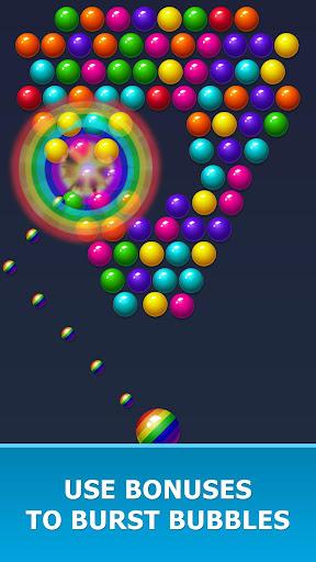 Bubbles Puzzle: Hit the Bubble Free 7.0.16 screenshots 1