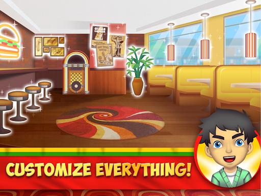 My Burger Shop 2 - Fast Food Restaurant Game modavailable screenshots 7