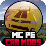 CAR MODS FOR MineCraft PE 1.0 App icon