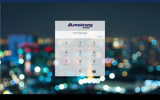 Armstrong Bank screenshot 5