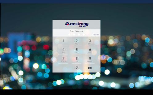 Armstrong Bank- screenshot thumbnail