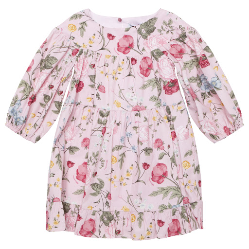 Primary image of Monnalisa Floral Dress