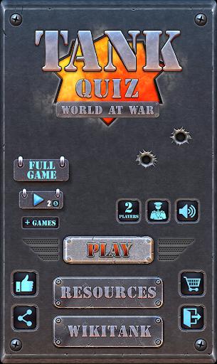 Tank Quiz 1.0 screenshots 1