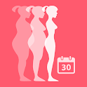 iFitness - Women Workout at Home & 30 Day Fitness icon